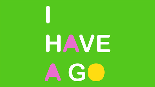 I HAVE A GO Logo small