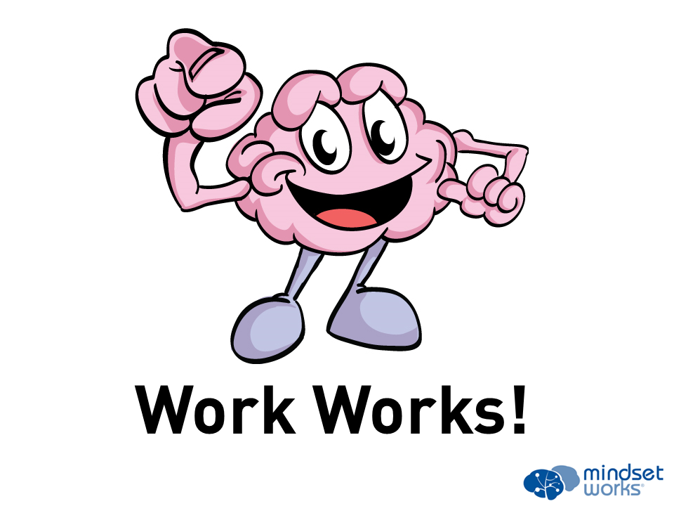 Work Works Brain Dude MW