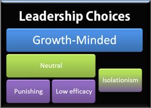 Leadership Choices Diehl 2012