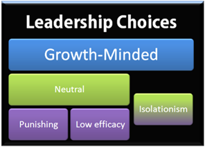 Leadership Choices Diehl 2012